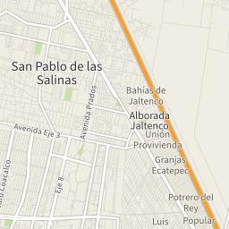 Salinas Mexico Map.Accommodation For Rent In San Pablo De Las Salinas Mexico