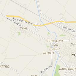 Forli Italy Map.Accommodation For Rent In Forli Italy Housinganywhere
